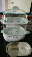 Wholesale ZDQ Egg boilers Capacity Eggs Steamed Custards Hot Cakes Egg Cooker Multi Function