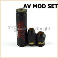 av online - Online shopping AV Mod set murdered out able mod Able V2 mod able mod clone with high quality great price