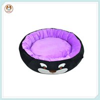 Wholesale Animal Shape Cozy Craft Pet Beds Lovely Plush Cozy Craft Pet Beds