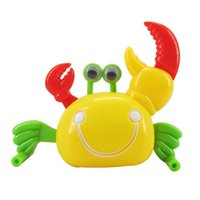 Wholesale 2016 New Walking Crab Toy Children s Attractive Walking Crab Toy Intelligent Toy Wind up Toys Best Gifts