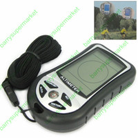 Wholesale in electronic altimeter digital Compass Barometer Elevation tables Thermometer fishing barometer