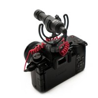 Wholesale Rode VideoMicro Compact On Camera Recording Microphone for Canon Nikon Lumix Sony DJI Osmo DSLR