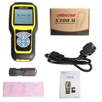 Wholesale 2016 New Arrival OBDSTAR X300M Special For Odometer Adjustment Diagnose Tool And OBDII Odometer Tools Hot Sale