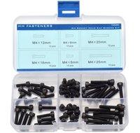 Wholesale M4 Hex Socket Head Cap Screw M4 Qty Assortment Kit Carbon Steel