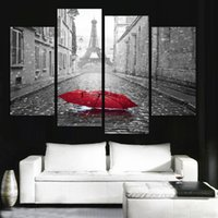 best beautiful scenery - No Frame Piece Modern Printed city scenery printed on canvas beautiful pictures oil painting for best friends gift decoration Artworks