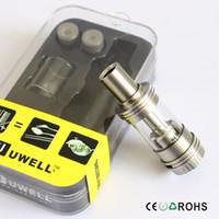 Cheap Uwell crown tank Best Uwell crown atomizer