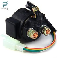 Wholesale 12V Starter Relay Solenoid Cable for Quad Pit Bike cc cc