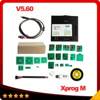 auto performance programmers - High Performance X PROG M V5 Auto ECU Programmer Updated Version of Xprog M With USB Dongle DHL