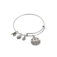 beautiful swans - new fashion Jewelry Silver Gold Alex And Ani Expandable Wire Bracelet Beautiful Swan Charms Bangles hot