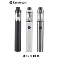 air slide design - Original Kanger Evod Pro Starter Kit All in One Design ml Capacity and mah Built in Battery Sliding Symmetrical Air Flow Valve
