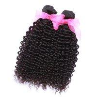 Peruvian Deep Curly Hair Non traitées Peruvian Deep Wave Virgin cheveux Grace Hair Extensions Cheap naturelles cheveux humains Weave en ligne