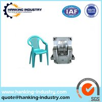 bent chair - Shenzhen factory customized plastic chair and table mould plastic child chair used mould household plastic chair mould