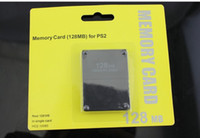 Wholesale with Retail Box M M M M M Card for PS2 for Playstation for PS Memory Card Play Station