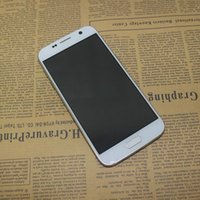 Wholesale Goophone S7 DHL Free bit Quad Core G LTE MTK6735 Android GB RAM GB ROM HD MP Inch Metal Frame Cell Phones