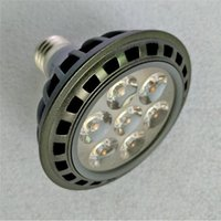 aluminum jewelry case - E27 W LED Spotlights V PAR30 Dimmable Spotlights with Black Aluminum Cases for Show Room Jewelry Store OED P30E27B W