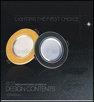 Luces de techo led brillantes Baratos-3W / 5/7/12/15 / 18W LED Downlight Techo Focos super brillante Focos ultrafino anti-vaho LLWA306 lámpara de techo de iluminación