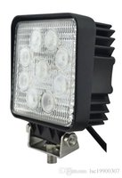bar leds - Automotive work lights LM W High power X W Bead LEDs working light Square Offroad LED car Work Light bar