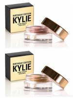 Wholesale HOT Kylie Cosmetics Copper Creme Eye Shadow Birthday Edition Copper Rose Gold DHL