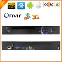 Wholesale Full HD P CCTV NVR CH HI3535 Processor Security Network Recorder CH P NVR Support Wifi G RTSP CH P CH MP