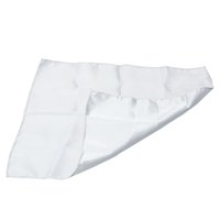 Wholesale Wedding Table Napkin quot Square Home Hotel Satin Napkin Cloth Fall Pieces USA