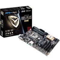 asus sli motherboards - Asustek ASUS B85 PLUS USB Motherboard Intel LGA