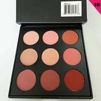 Wholesale New Arrival MORPHE BRUSHES Color blush Palette Blushed Blush Palette C BZ N FM FC B DHL free