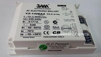 Wholesale pieces AC Electronic Ballast For T5 Ring Lamp Standard Rectifiers YZ140EAA T5 C W CB SAA Certificate