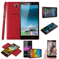 Wholesale Original Lenovo K80 K80m G LTE inch Cell Phone Android Quad Core x1080 MP Camera G RAM GB ROM Unlocked Phone