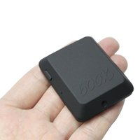 Wholesale DBPOWER Latest mini camcorders X009 Mini Camera Video Recorder SOS GPS DV GSM Camera Pickup GPS Location Tracker