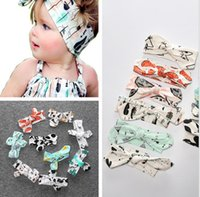 beautiful hair ribbons - 67 cm long cm wide new baby hair ribbon fashion beautiful bowknot children cotton headbands children s head