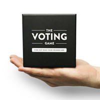 Wholesale The Voting Game The Adult Party Game About Your Friends