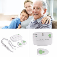 Wholesale Home Safety Alert Care Call Alarm Patient Medical Elderly Helper Alarm System