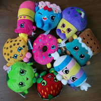 Wholesale Shopping plush toys kins Store family Shopping toys Plush popular doll kids toys gift cm season