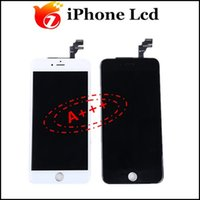 Wholesale AAA Quality Lcd Screen Display Digitizer Assembly Complete Repair Replacement For iPhone Free DHL Shipping