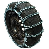 automobile tire chains - Bold encryption automobile anti skid chains car plane of the tire skid metal steel chain snow jj