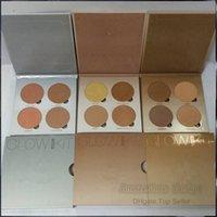 Wholesale 2016 Glow Kit Makeup Face Blush Powder Blusher Palette Cosmetic Gleam Kit That Glow Sun Dipped Sweets Colors Blush