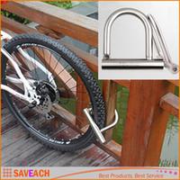 best motorcycle locks - High Strength Steel Bicycle Motorcycle Motorbike Bike U lock Best Bicycle Lock U lock with keys Cycling Accessories