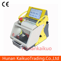 Wholesale 2016 new version automatic car key cutting machine support for cutting all kinds of keys