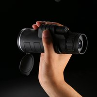 Wholesale High powered HD x50 Wide angle Monoculars Concerts Camping Hiking Telescope