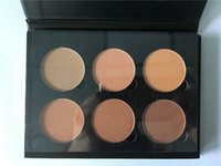 Wholesale Hot Seller Makeup Face ABH CONTOUR KIT Bronzers Highlighters Colors Best Quality DHL