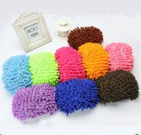 Wholesale Home Mop Sweep Floor Dleaning Duster Cloth Housework Lazy Convenience Soft Slippers Shoes