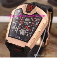 auto edit - Top Quality Luxury New Race Racing sprot car V12 engine MP watch ND AUTOMATIC men s wristwatch mechanical watches LIMITED EDIT