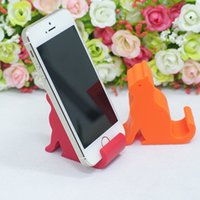 best mobile deal - Lovely silicone kitten mobile phone support direct deal Exquisite gift giving the best choice beautiful Silica gel mobile phone seat