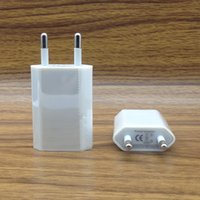 ac pads - USB Wall Charger V A AC Travel Home Charger Adapter EU Plug fit for all smart phone pad single USB port