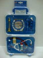 Wholesale doctor tools toy with portable box for child development of intelligence without electronic devices discount in limited time