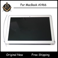 Wholesale Genuine New quot LCD Screen Display Assembly for Apple MacBook Air A1466
