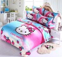 Wholesale Hot sale Home textiles New style Reactive Printing bedding Set duvet cover set Queen size