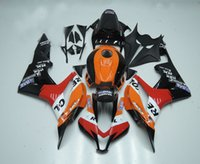 Wholesale Red black fairing kit fit for Honda CBR600RR F5 good plastic fairings motorcycle fairing kit bodywork motorbike fairings