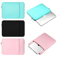 Wholesale Notebook Sleeve Protector For Mac Book quot Macbook Air Pro Laptop Sleeve Carry Bag Case Pro Waterproof Cover