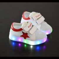 baby boy borders - 2016 baby Shoes Size USB LED Shoes boy girl Glowing Fashion Light Shoes Flats High top Adults Lumineuse Led shoes for adults children
